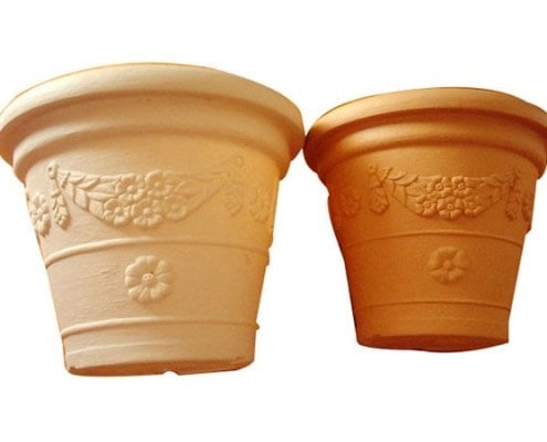 Simulation Flower Pot 5