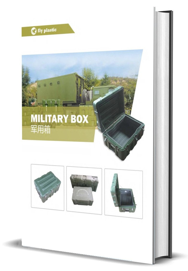 Rotational Molding Application - Military Box 5