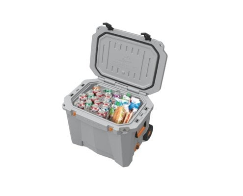 Roto Molded Cooler with Wheels 7
