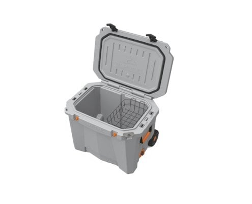 Roto Molded Cooler with Wheels 5